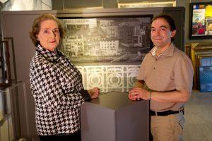 Julia Echeberria. La galeria Echeberria cumple 40 años 23/06/2015 - foto Jose Ignacio Unanue